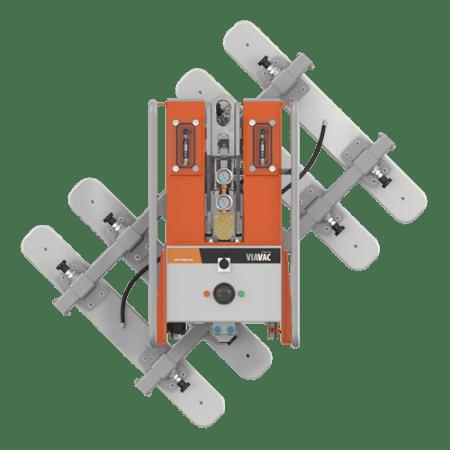 VIAVAC CladBoy compact 4 flex rotate